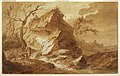 Drawing, A mountainous landscape, 1763 (CH 18326115).jpg