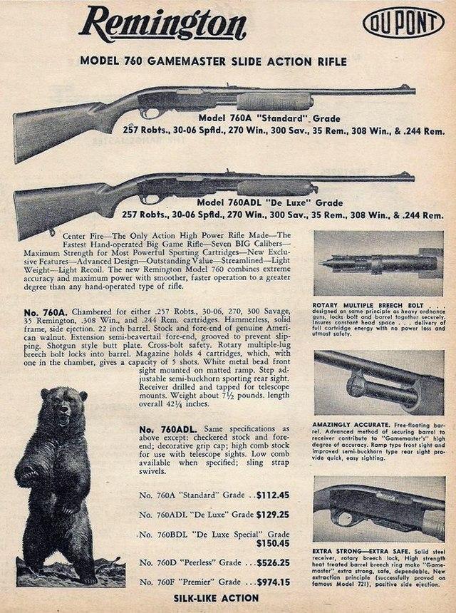 Remington Model 760 - Wikiwand