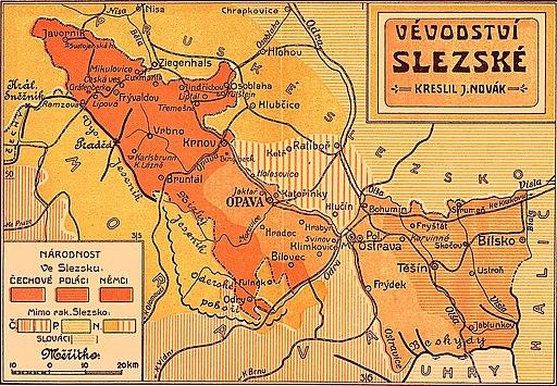 Duchy of Silesia 1912