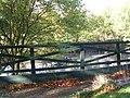 Duck Pond - Gomersal Park Hotel - Mill Lane, Birkenshaw - geograph.org.uk - 1029279.jpg