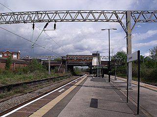 Duddeston railway station