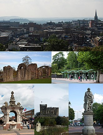 Dudley - Image: Dudley Montage