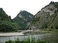 Dunajec - Droga Pieninska 01.jpg