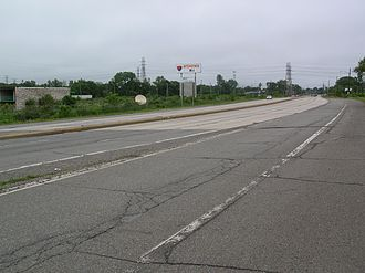 U.S. Route 20 in Indiana - Image: Dunes Highway i 65