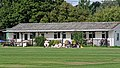 Dunmow CC cricket ground pavilion in Essex England 1.jpg