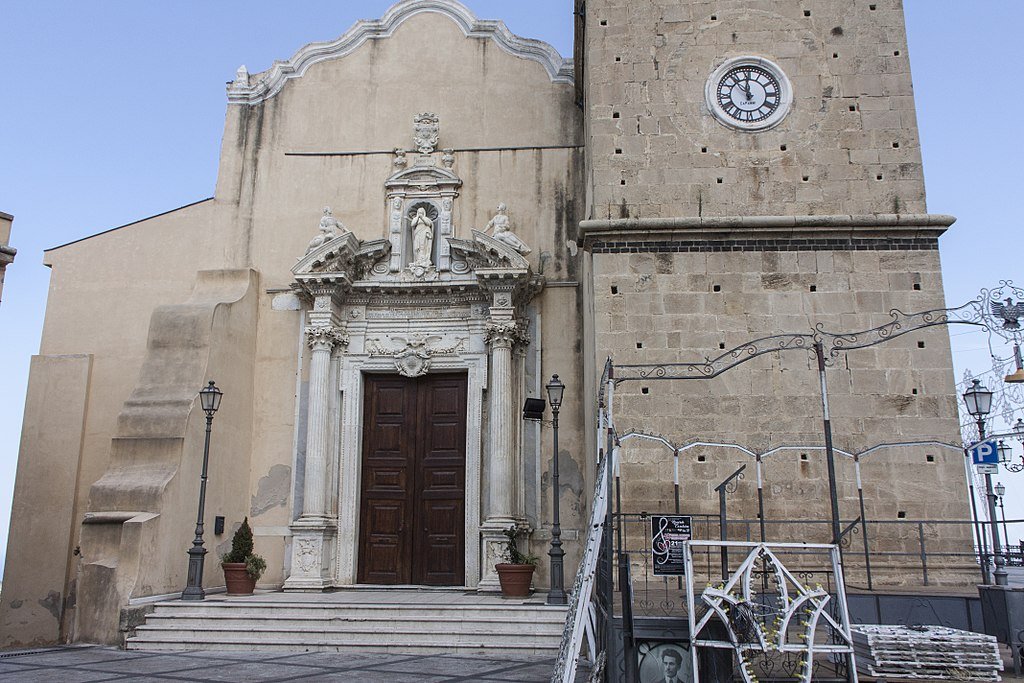 Duomo di Santa Maria Assunta (Castroreale) 1