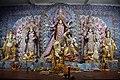 Durga Family - Chetla Akal Bodhan - Gobinda Auddy Road - Kolkata 2015-10-21 6466.JPG