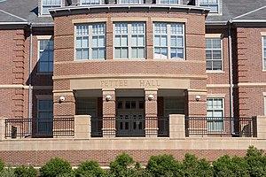 University of New Hampshire - Pettee Hall c. 2005