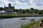 Durham regatta Univ College Durham v's Newcastle Uni