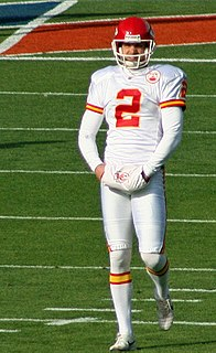 Dustin Colquitt American football punter