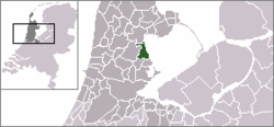 Dutch Municipality Zeevang 2006.png