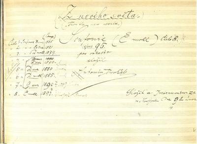 Symphony No  6 (Dvořák) - Wikipedia