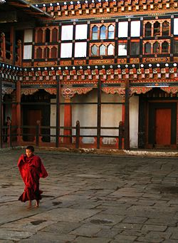 Architecture Of Bhutan Wikipedia