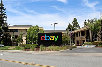 EBay - eBay headquarters in San Jose, California