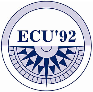 Utrecht University School of Economics - ECU'92 Logo