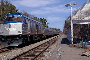 A Downeaster