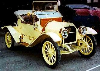 E-M-F Company - E-M-F Model 30 Roadster 1912