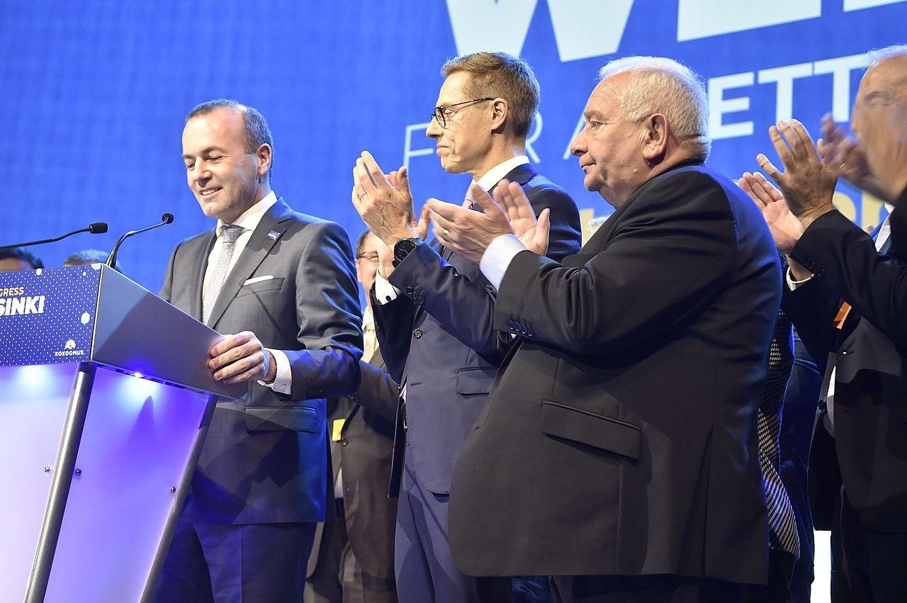 EPP Helsinki Congress in Finland, 7-8 November 2018 (45055319714).jpg