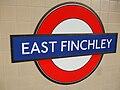 East Finchley stn roundel.JPG