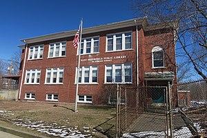 Esmond, Rhode Island - East Smithfield Public Library