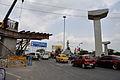 Eastern Metropolitan Bypass & John Burdon Sanderson Haldane Avenue Junction - Parama Island - Kolkata 2012-05-02 0014.JPG