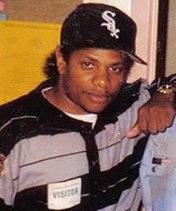 Eazy-E American rapper