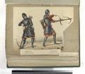 Edad media Siglo XIII. Ballestero, de mesnada realenga; Balllestero de mesnada realenga. 1270 (NYPL b14896507-87384).tiff