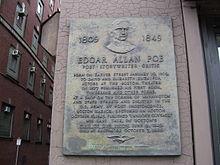 Plaque commémorative