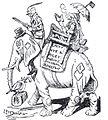 Edgar Wilson Nye & James Whitcomb Riley show advertisement, 1888.jpg