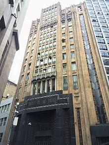 e41df3a6c2 Fachada do Edifício do Banco de São Paulo