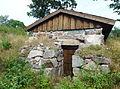 Edsbergs slott mjölkkällare 2014.jpg
