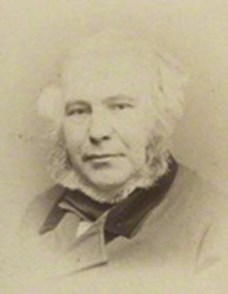 Edward Bowring Stephens - Edward Bowring Stephens, c.1860s, National Portrait Gallery, London