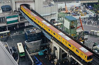 Tokyo Metro Ginza Line Tokyo Metro line