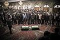 Eghtedari's funeral in Gerash 03.jpg