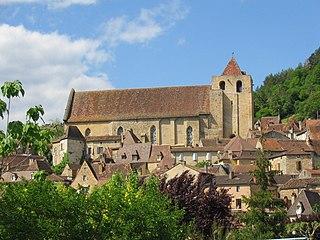 Saint-Cyprien, Dordogne Commune in Nouvelle-Aquitaine, France