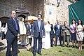 El Presidente de Cantabria asiste a las celebraciones de la Virgen de Valencia en Piélagos 01.jpg