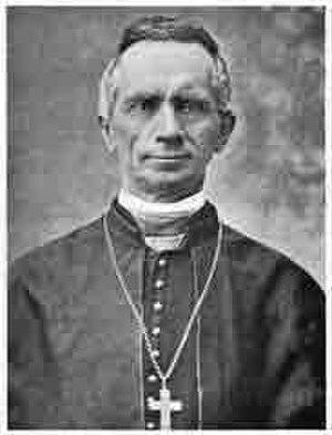 Mississippi in the American Civil War - Bishop Elder of Natchez