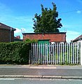 Electricity sub station, Scargreen Avenue - geograph.org.uk - 2479125.jpg