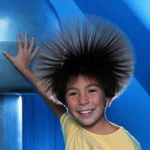 The Magic House, St. Louis Children's Museum - Electro-Static Generator
