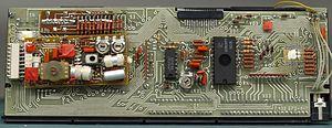 Elektronika MK-52 - Elektronika MK-52 Calculator PCB