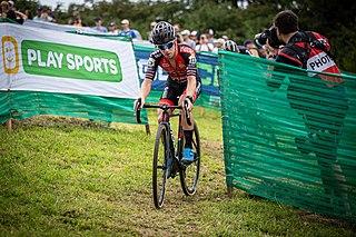 Eli Iserbyt Belgian cyclist