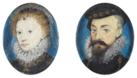 Elizabeth and Leicester miniatures by Hilliard.png