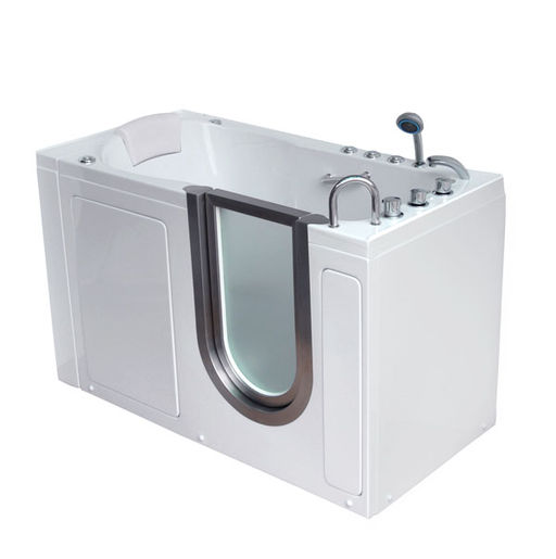 Walk In Tub For Elderly. Ella s Deluxe Walk In Tubs Home Safety for Seniors  Solutions Independent