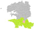 Elliant (Finistère) dans son Arrondissement.png