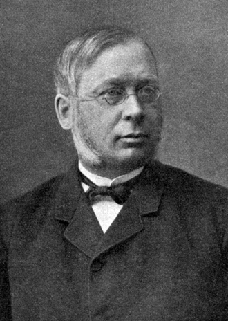 Norwegian parliamentary election, 1885 - Image: Emil Stang by Klem