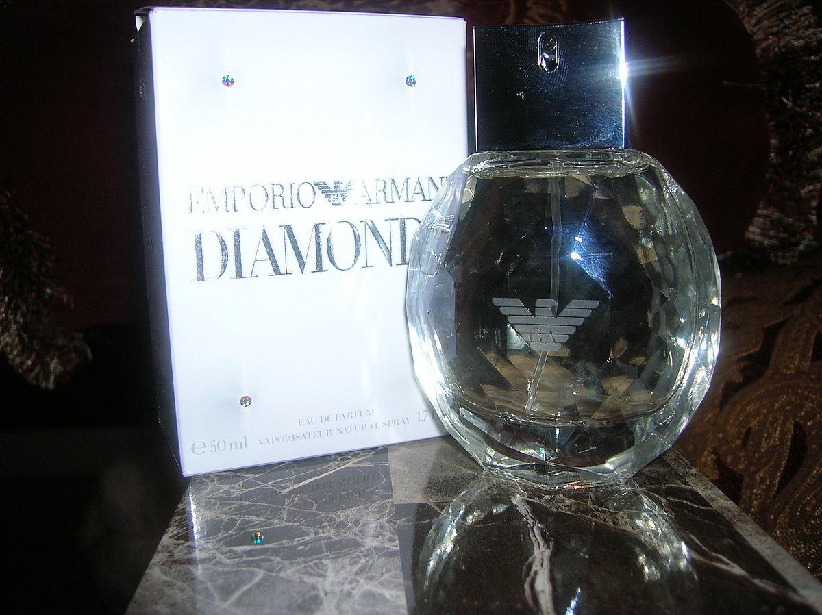 emporio armani diamonds wikipedia