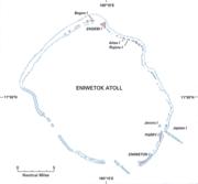 Enewetak map