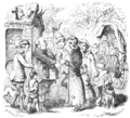 "English Caricaturists, 1893 - ""Hunting the Horns"" at Highgate.png"