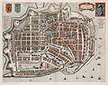 Enkhuizen - Topographia Enchusae (Cornelis Biens, 1649).jpg