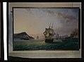 Entrée de la rade de Toulon - Pierre-Julien Gilbert - musée d'art et d'histoire de Saint-Brieuc, DOC 199.jpg
